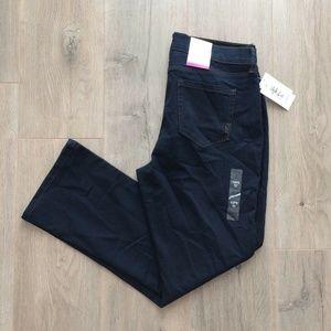 Style&Co Petite Jeans Bootcut Leg Tummy Control